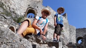 Koniec prázdnin na Spišskom hrade