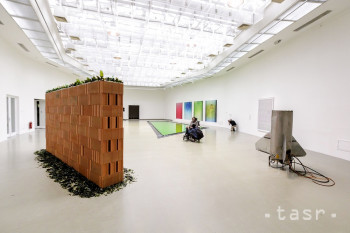 Kunsthalle predstavila tohtoročné výstavné projekty