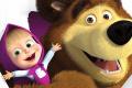 Animák Máša a medveď vytvoril na YouTube rekord v sledovanosti