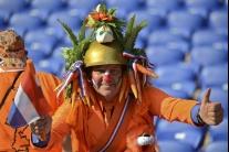 Fanúšikovia Holandska
