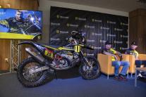Svitko sa chystá na Dakar 2020