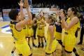 Basketbalistky GA Košice zdolali v pohárovej Európe Carolo Basket