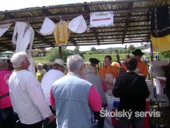 Na Laška festivale sa pieklo, varilo, jedlo a zabávalo