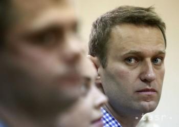 Moskovský súd odmietol žalobu lídra opozície Navaľného proti Putinovi