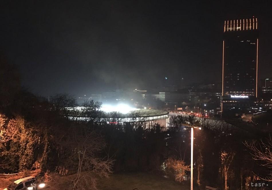 FOTO: Po výbuchoch v Istanbule je najmenej 20 ľudí zranených