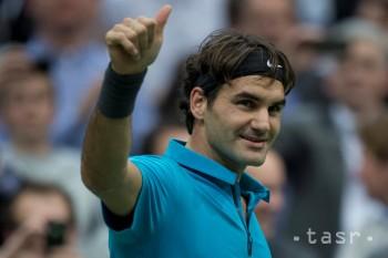 Federer chce v programe OH 2020 squash