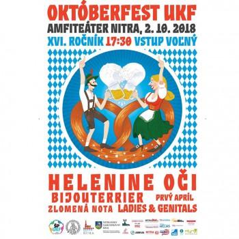 Študentský Októberfest otvorí nový akademický rok na UKF v Nitre