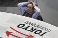 Japonské akcie pokračujú v poklese