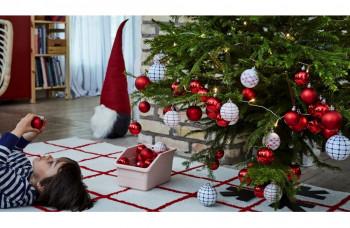 Vianočné a novoročné nákupy v IKEA