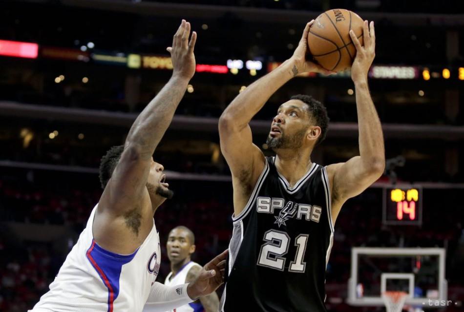 881aa3ce4ff78 NBA: Päťnásobný šampión profiligy Tim Duncan ukončil kariéru