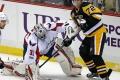 NHL: Pittsburgh v prestrelke ukončil víťaznú sériu Caps 8:7
