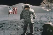 OBRAZOM:Takáto bola životná cesta astronauta Cernana nielen na Mesiaci