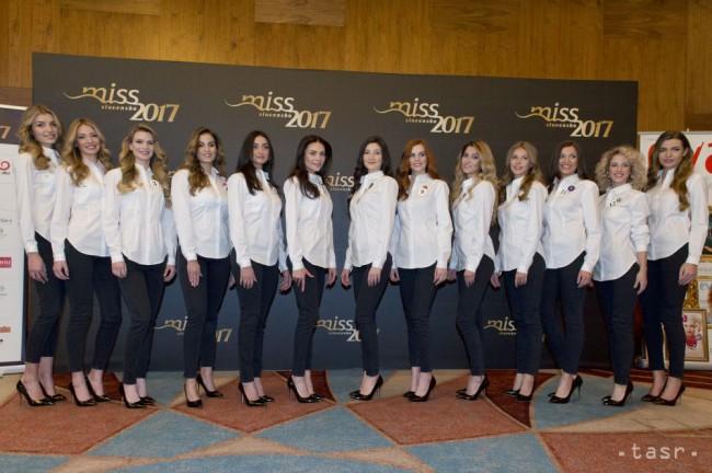 2ec90722de53 VIDEO  Toto sú finalistky súťaže Miss Slovensko 2017. Ktorá vyhrá ...