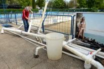Obnova kúpaliska Triton v Košiciach