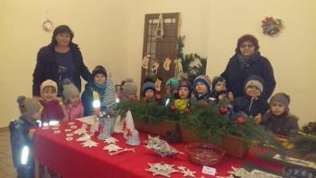 V Nitrianskom Hrádku sa konala vianočná výstava