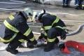 Kežmarskí hasiči zasahovali pri požiari bytu