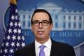 S. MNUCHIN: Americká vláda chce daňovú reformu presadiť do augusta