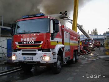 04d305493 Hasiči v Košickom a Prešovskom kraji mali rušnú silvestrovskú noc