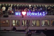 Bohemia, Domaša, loď, krst