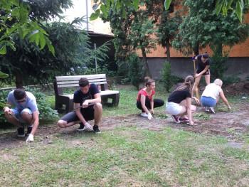 Týždeň dobrovoľníctva sa v OA Prievidza stáva dobrou tradíciou