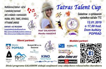 Finálny Tatras Talent CUP je pred nami