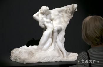 V Britskom múzeu v Londýne sprístupnia výstavu prác Augusta Rodina