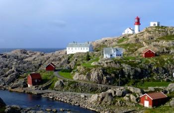 Toto je jeden z najkrajších pohľadov v Nórsku