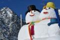 VIDEO: Leto sa so Slovenskom lúči snehovou nádielkou