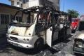 V Albánsku horel autobus, jedna žena zahynula. Dvanásť ľudí sa zranilo