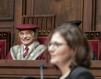 Na Univerzite Komenského v Bratislave sa začal 99. akademický rok