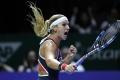 Slovenská jednotka na šiestom mieste, Kerberová zostáva na čele WTA