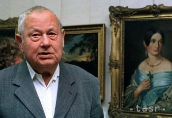 Pred 100 rokmi sa narodil slovenský maliar Ernest Zmeták