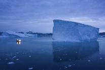 Ľadovce v Grónsku