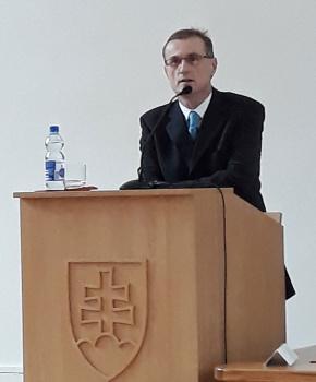 M. Fikar sa stal novým rektorom STU v Bratislave
