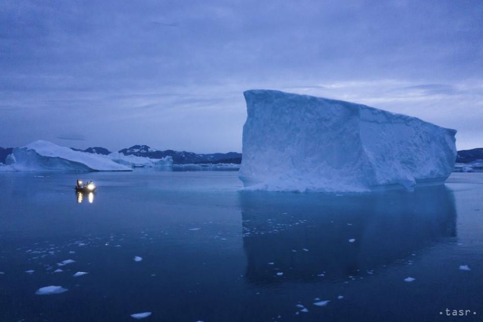 Grónskeho ľadu jadro datovania