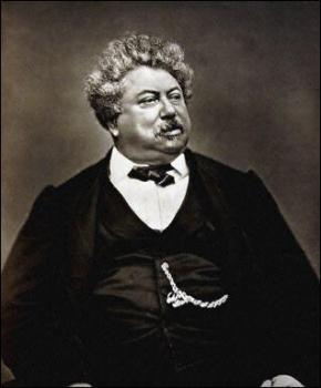 Alexandre Dumas st. sa preslávil dobrodružnými historickými románmi