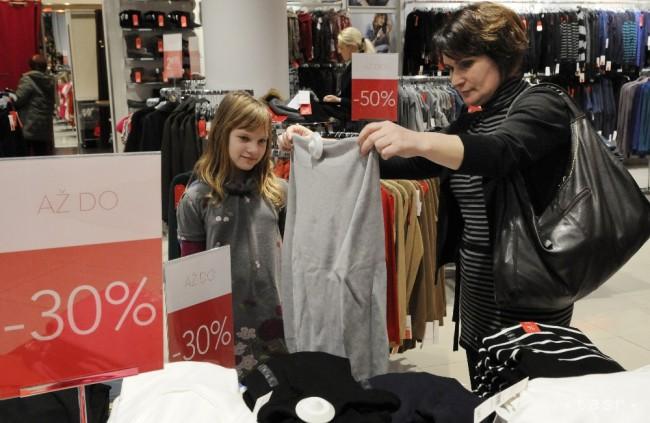 Slováci míňajú na oblečenie viac ako Česi - Štýl - Webmagazin.Teraz.sk a8f9e6602f8