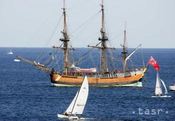 Austrálski vedci asi objavili vrak lode Endeavour kapitána Cooka