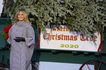 Biely dom sa pripravuje na Vianoce