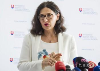 M. Lubyová je s návrhom rozpočtu pre ministerstvo školstva spokojná