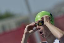Triatlon na Európskych hrách v Baku