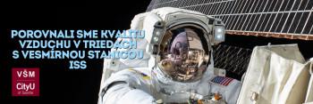 Čo spája VŠM/CityU a NASA?