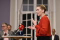 Dánska premiérka hovorila s prezidentom USA po roztržke okolo Grónska