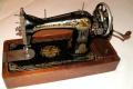 Isaac Merritt Singer vyrobil šijací stroj pre domácnosti