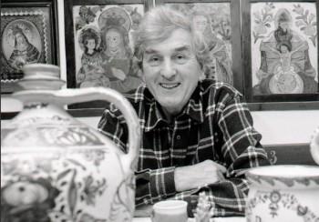 Majster figurálnej keramickej tvorby Ignác Bizmayer jubiluje