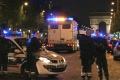 Otec páchateľa streľby na Elyzejských poliach sa vyhrážal policajtom