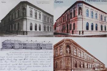 V budove Gymnázia na Konštantínovej ulici sa učilo už pred 130 rokmi