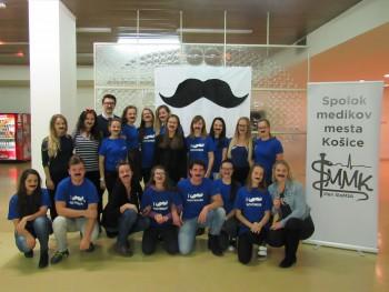 Študenti opäť šírili osvetu o onkologických ochoreniach mužov