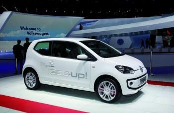 Šetrný Volkswagen eco up! je už vo výrobe