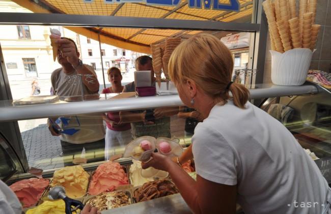 Letné kontroly zmrzlinární ukázali na nedostatky, rozdávali sa pokuty